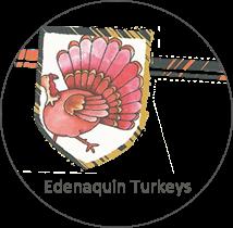 Edenaquin Turkeys
